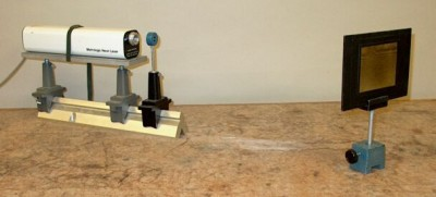 استفاده از لیزر برای ساخت هولوگرام