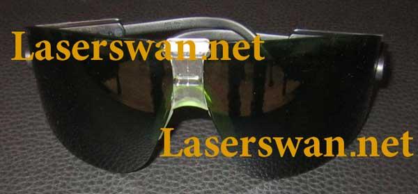 عینک دستگاه لیزر پزشکی